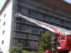 Incendio Ospedale di Bergamo,