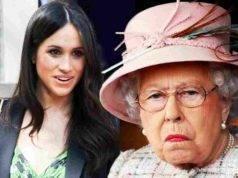 Meghan Markle fa arrabbiare la Regina Elisabetta: il gesto contro il potrocollo