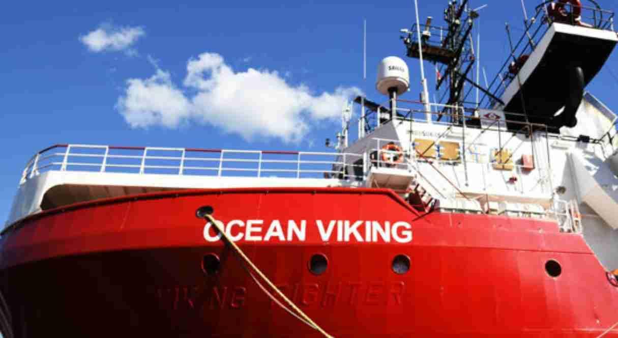 Ocean viking, non possiamo resistere all'infinito