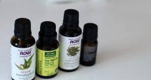 olio di eucalipto