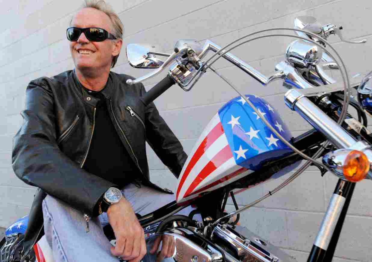 Addio a Peter Fonda, stella di Easy Rider
