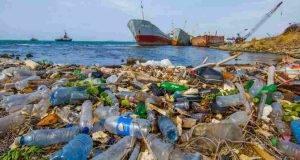 ocean plastic
