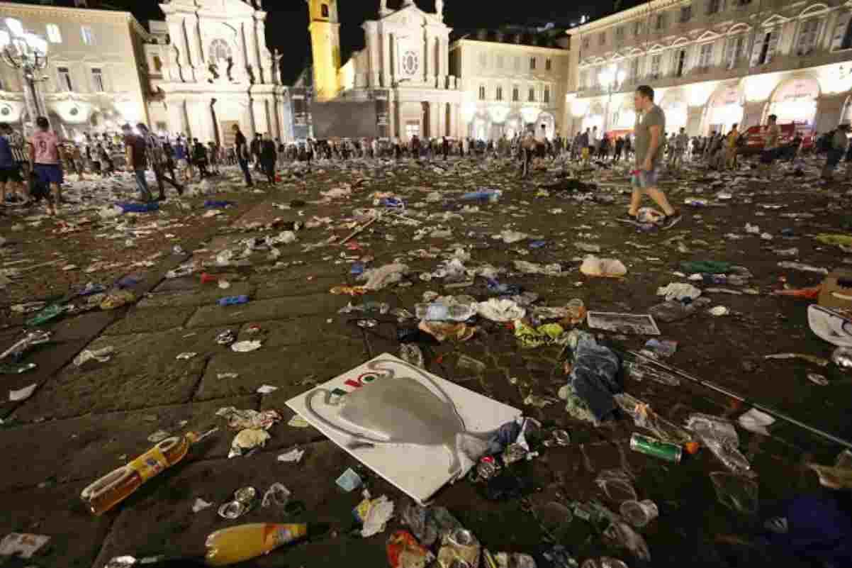 Tragedia di Piazza San Carlo