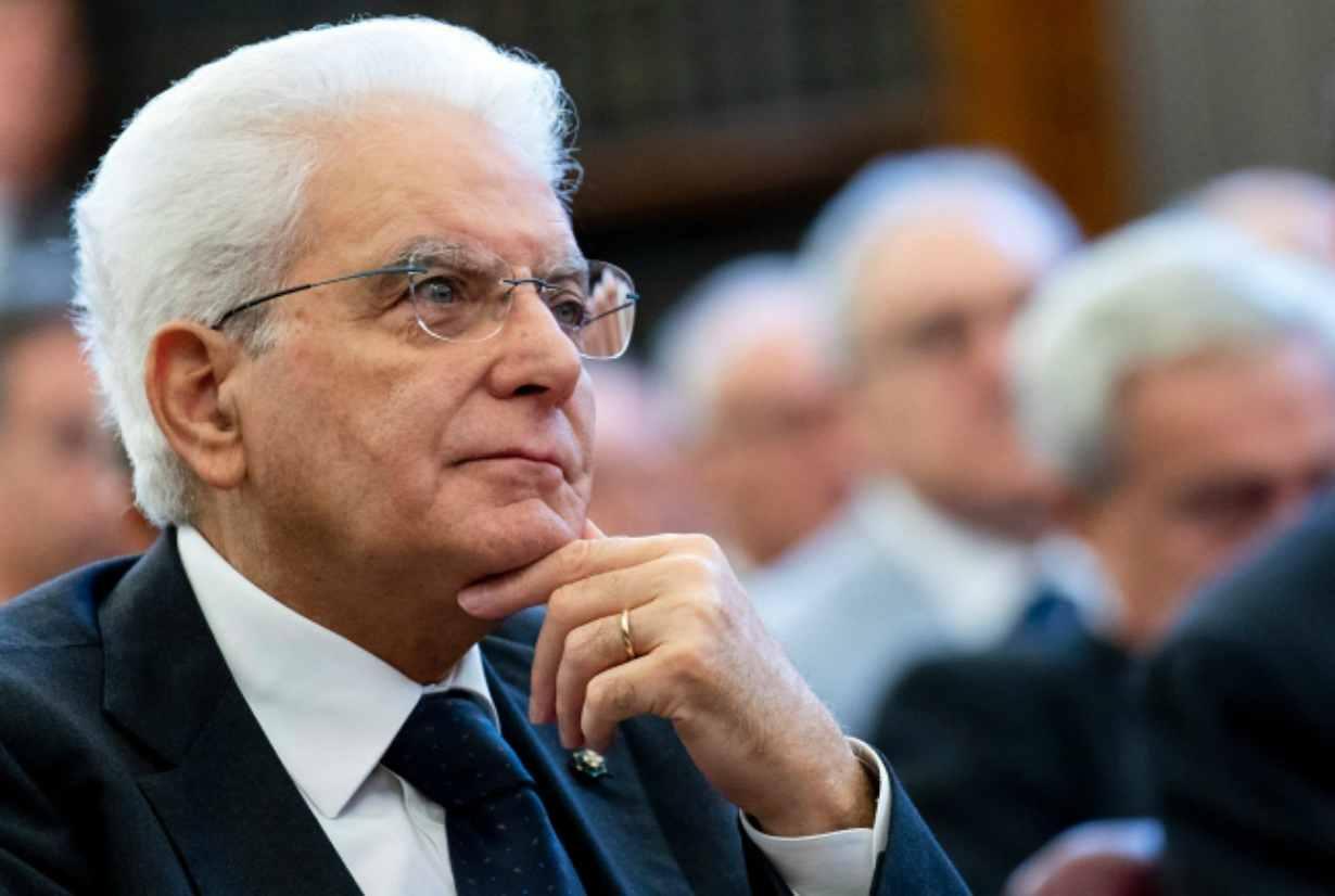 Calendario Repubblica.Crisi Di Governo Il Fitto Calendario Di Sergio Mattarella