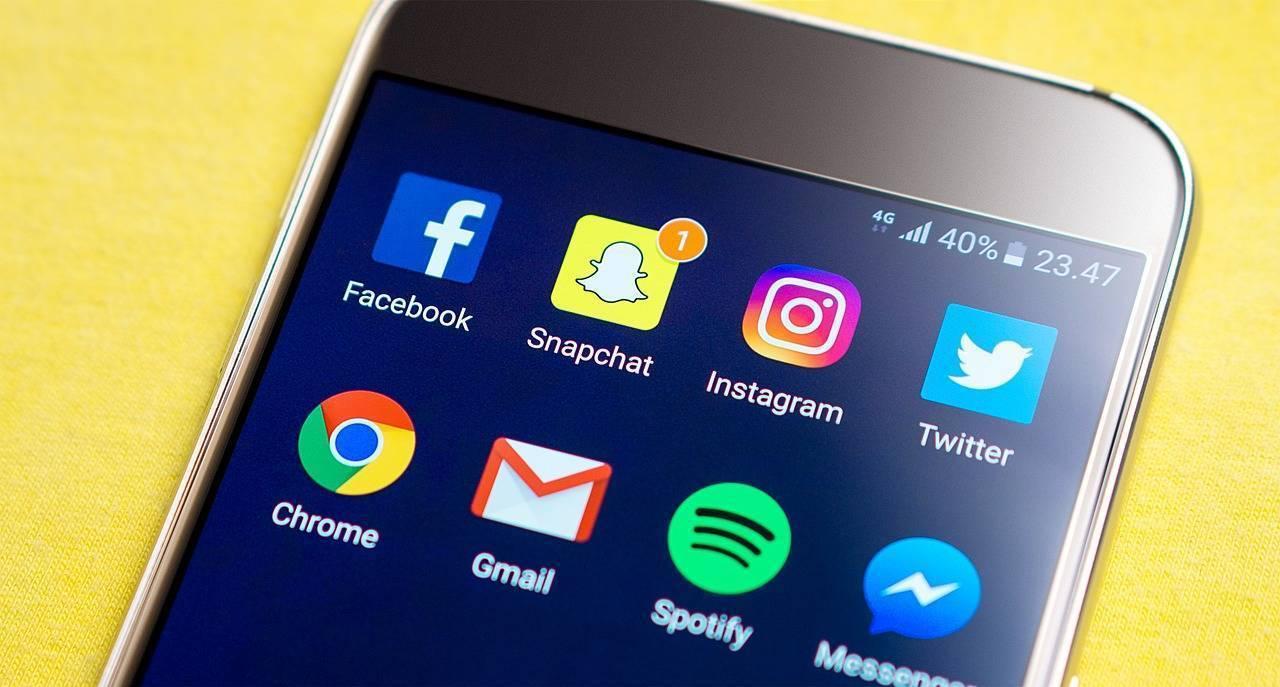 social media per perdere peso