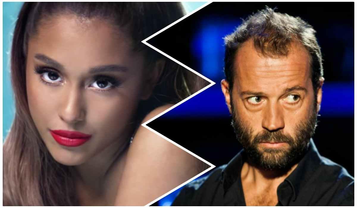 Fabio Volo polemica video Ariana Grande