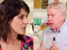 Elisa Isoardi, Lippi minaccia scherzosamente di quelerarla