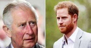 Harry, il Principe Carlo deluso dalla sua decisione