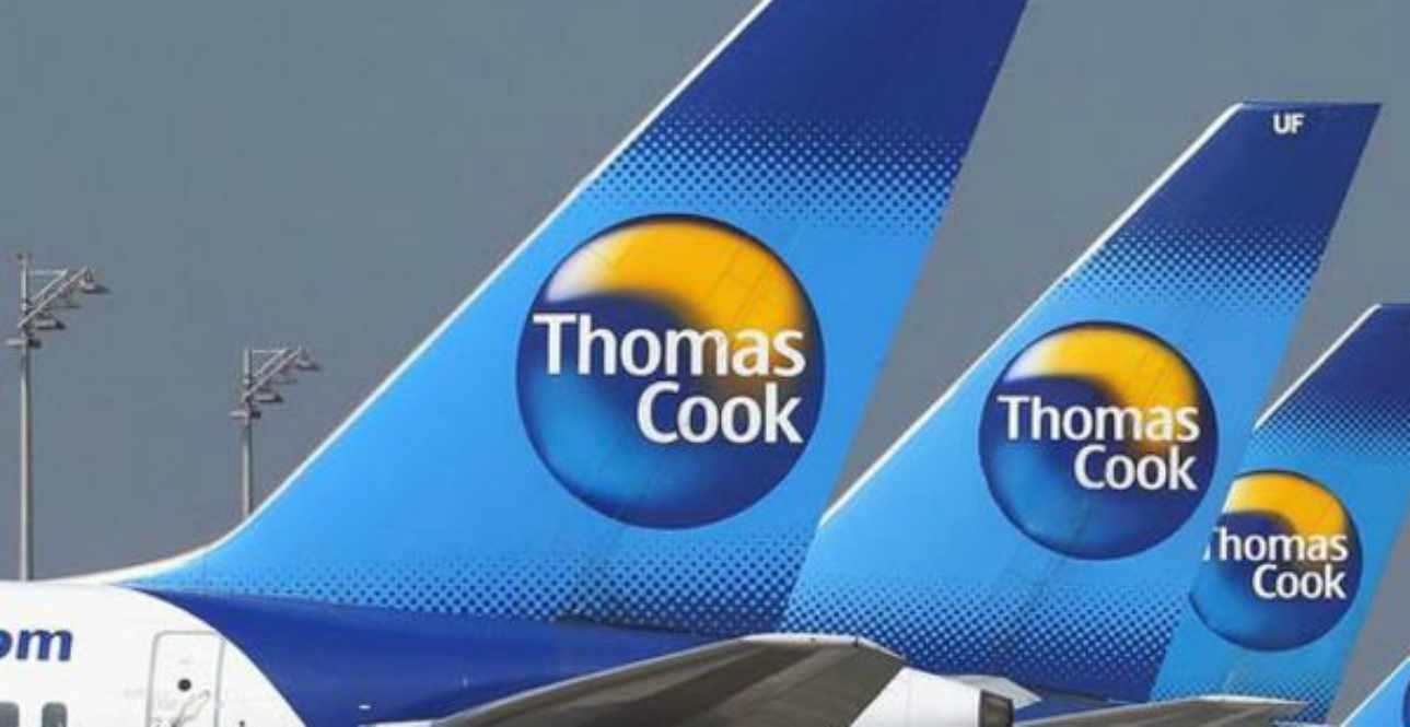 Fallimento Thomas Cook,