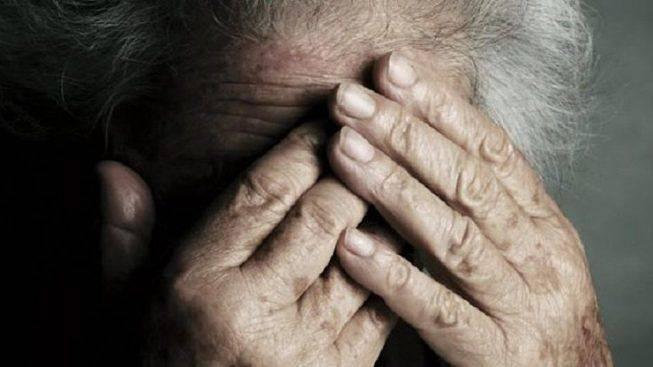 Anziana violentata