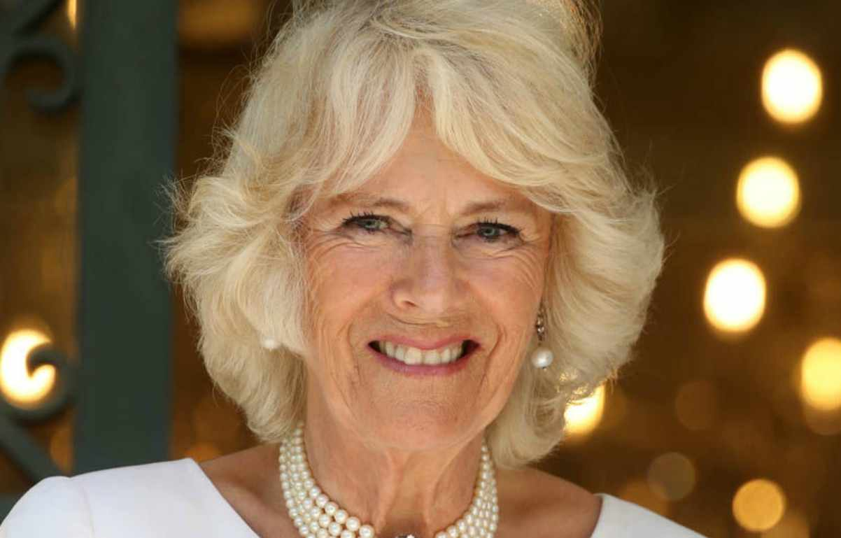 camilla parker bowles in costume