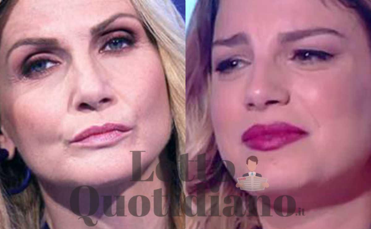 Lorella Cuccarini a la vita in diretta commenta l'annuncio di emma marrone