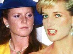 Diana, le conversazioni private rese pubbliche, un'opportunità per Sarah Ferguson
