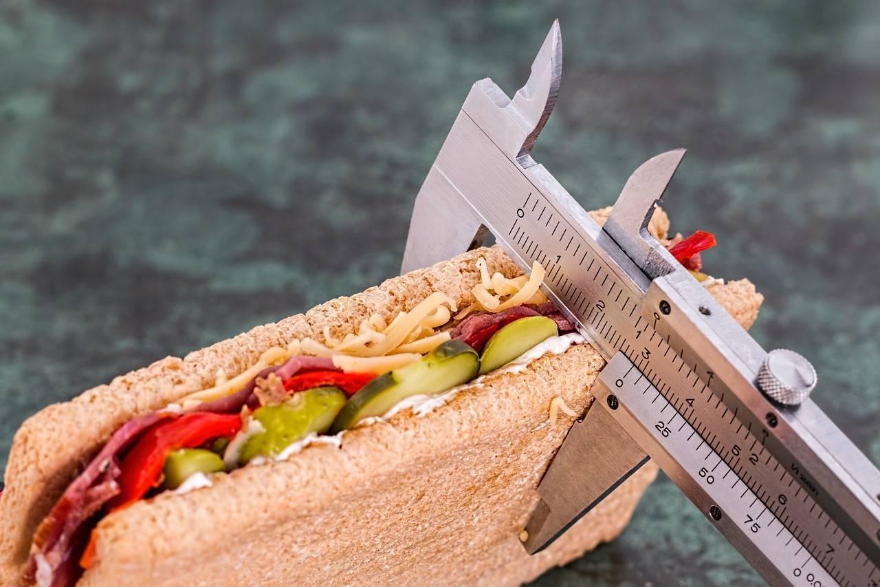esempi di dieta povera di residuia