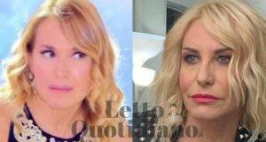 Antonella Clerici lo sgarro a Barbara D'Urso