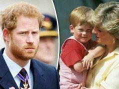 Harry realizza il desiderio di Diana