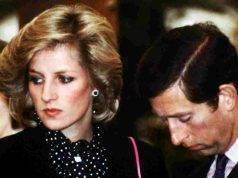 Lady Diana, il gesto violento di Carlo
