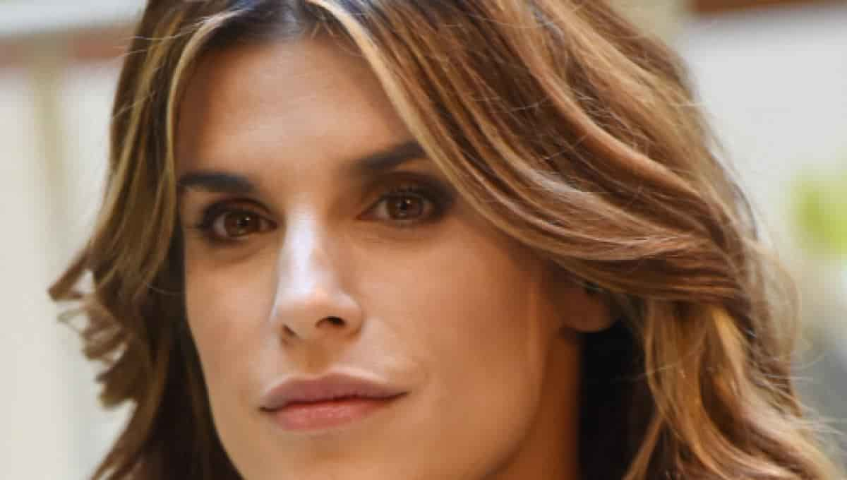 Elisabetta Canalis mostra la tata sensuale sui social