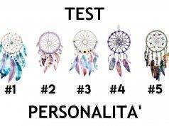 test della personalità