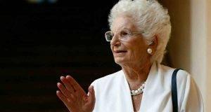 Antisemitismo Liliana Segre