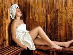 bagno turco e sauna