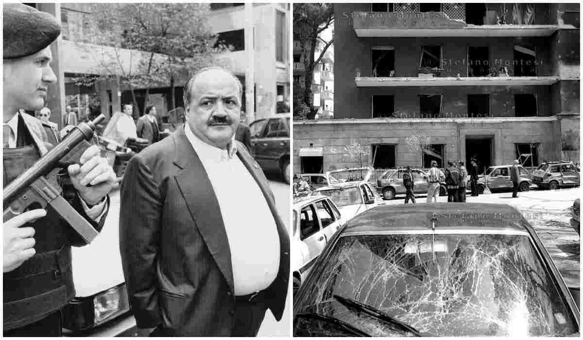 Maurizio Costanzo attentato del 1993