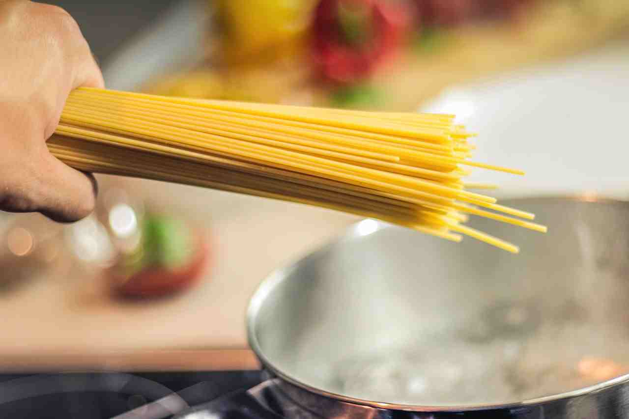 cucinare la pasta nel modo giusto