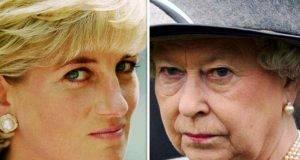 Lady Diana, la Regina Elisabetta