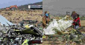 Disastro Ethiopian Airlines
