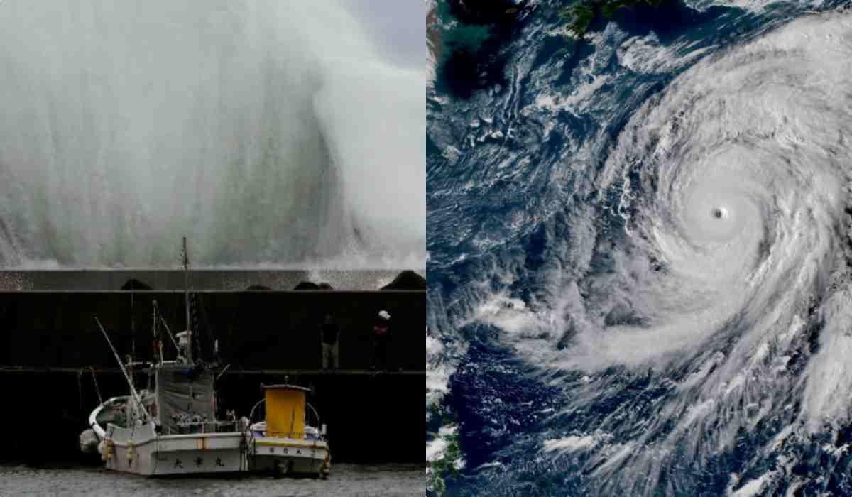 Arriva il tifone Hagibis: il Giappone fa evacuare sette milioni di persone