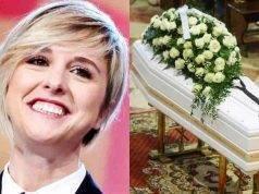 Nadia Toffa, la verità di Nina Palmieri sui funerali