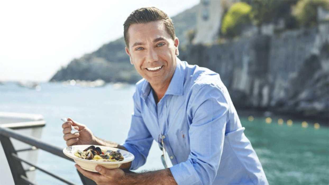 Gino D'Acampo, tutti i segreti dello chef diventato star: carriera, vita ...