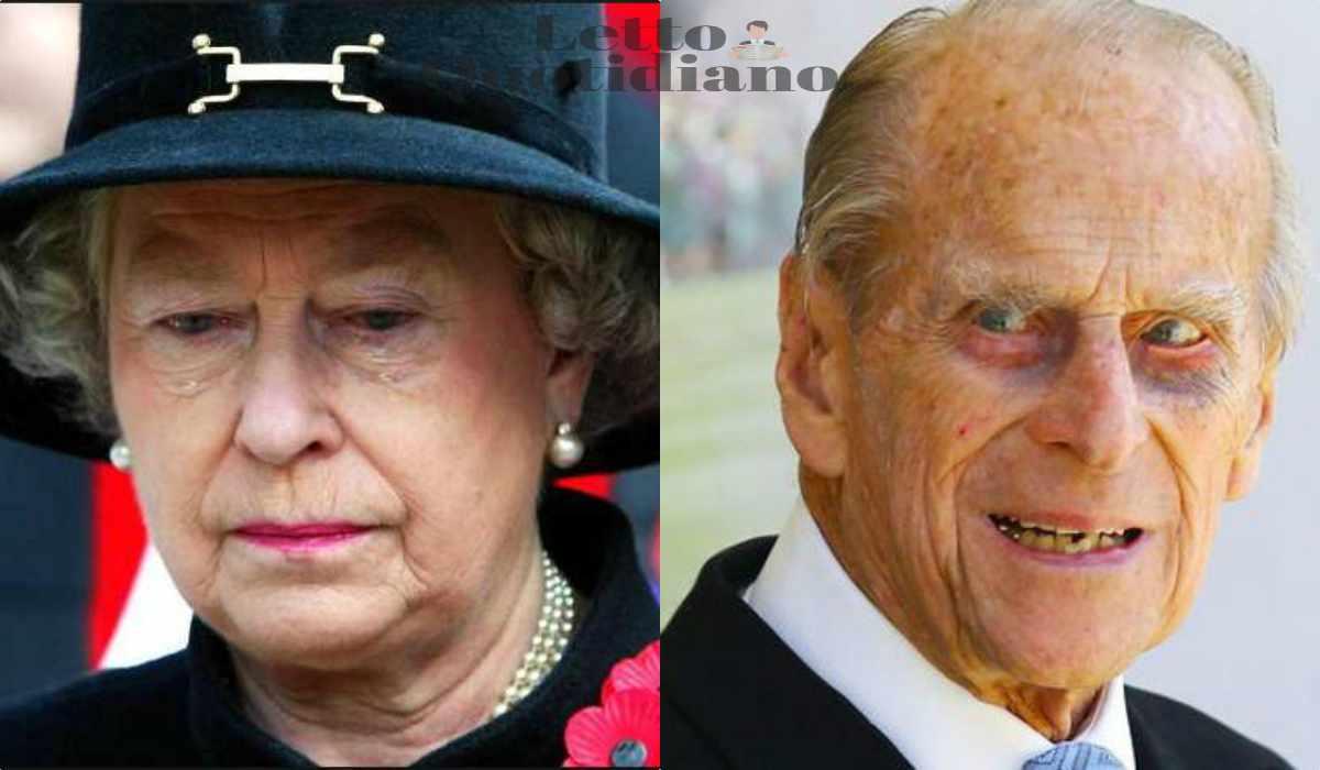 Regina Elisabetta, Principe Filippo