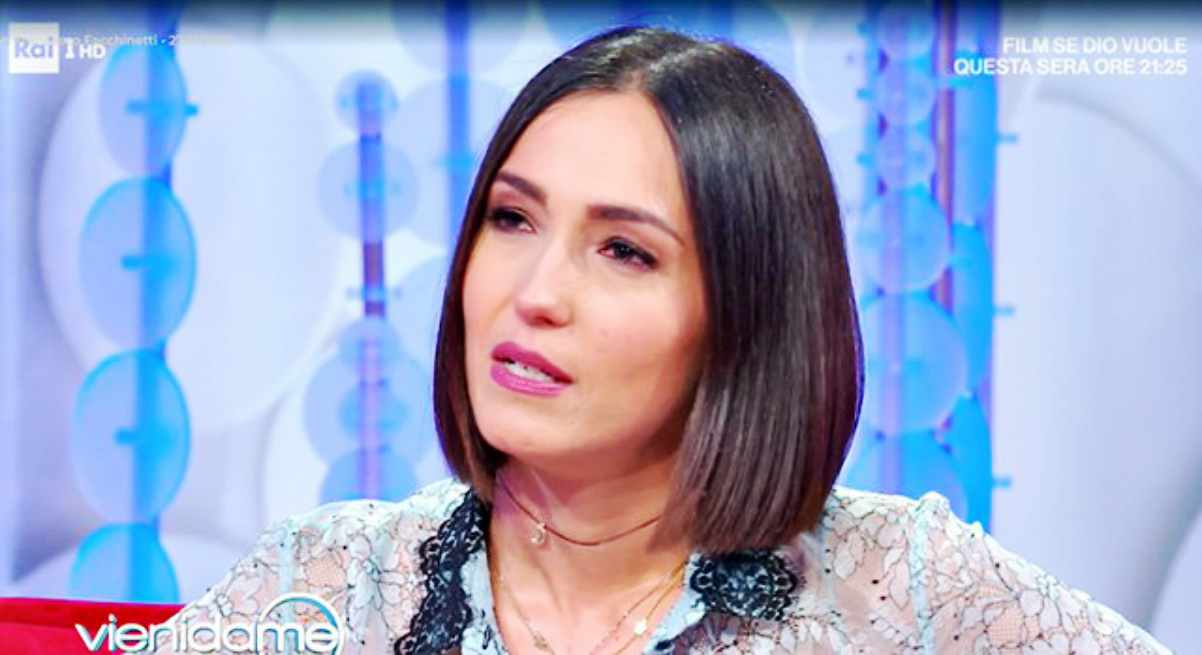 Caterina Balivo, il crollo in diretta
