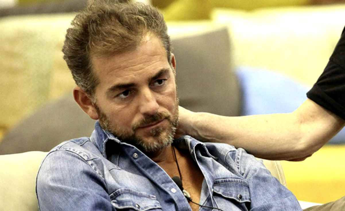 Daniele Bossari e il tentato suicidio