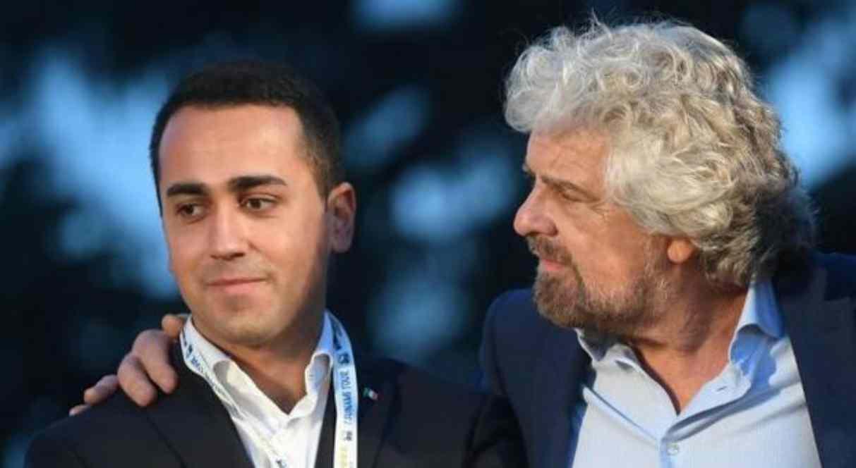 Incontro Grillo Di Maio