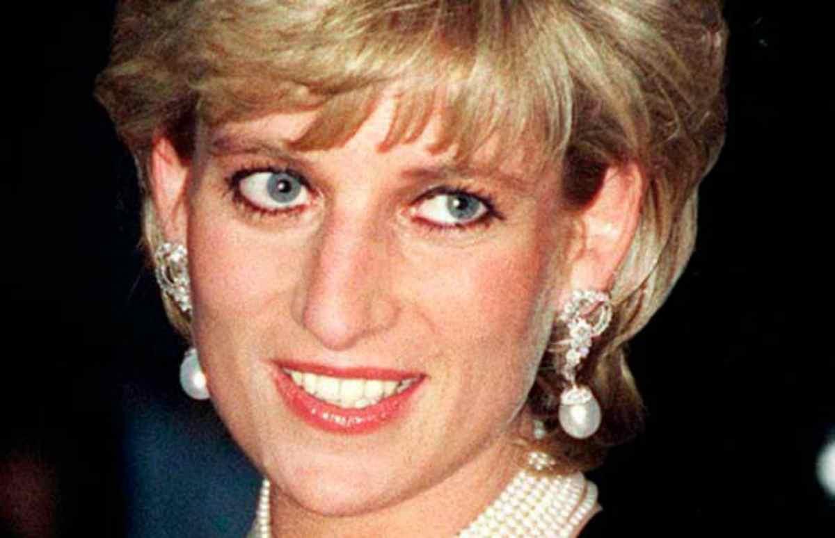Diana la risata folle spaventava i suoi figli