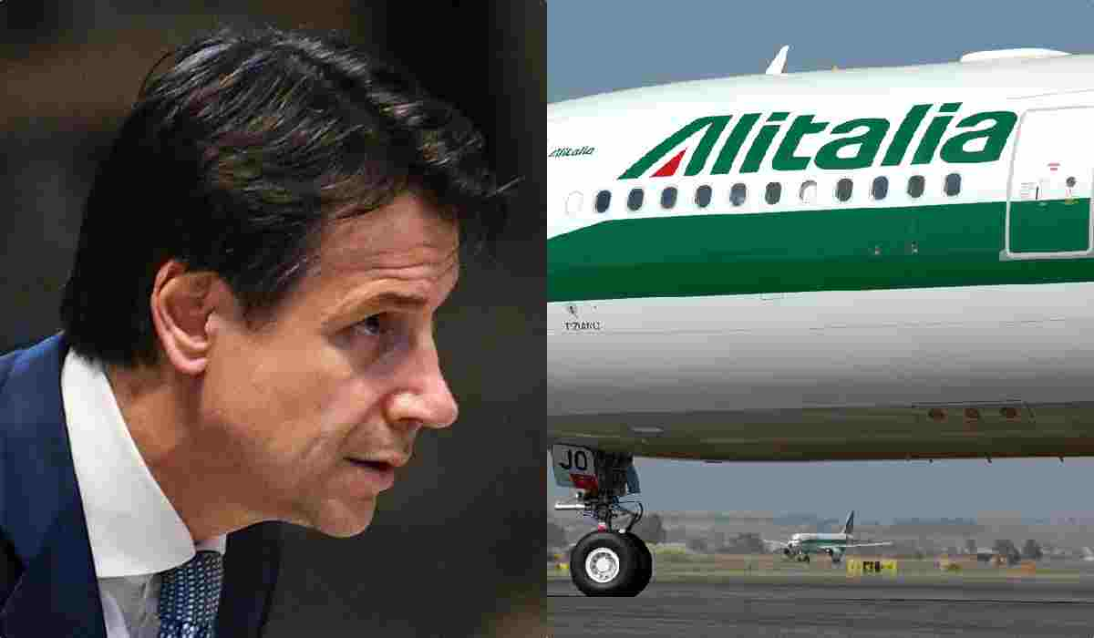 """Alitalia, la resa di Giuseppe Conte: """"Non abbiamo una soluzione"""""""