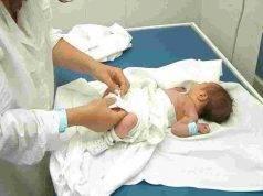 neonato abbandonato in ospedale
