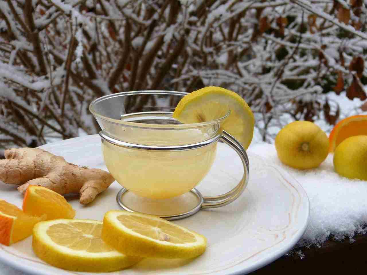 succo di limone bollito