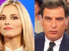 Francesca Fialdini, Tiberio Timperi e la verità sulle liti