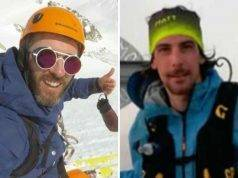 Valanga Monte Bianco, chi erano Edoardo e Luca i due sciatori travolti dalla neve