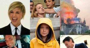 I 10 eventi italiani più importanti del 2019: da Notre Dame sino alla morte di Nadia Toffa
