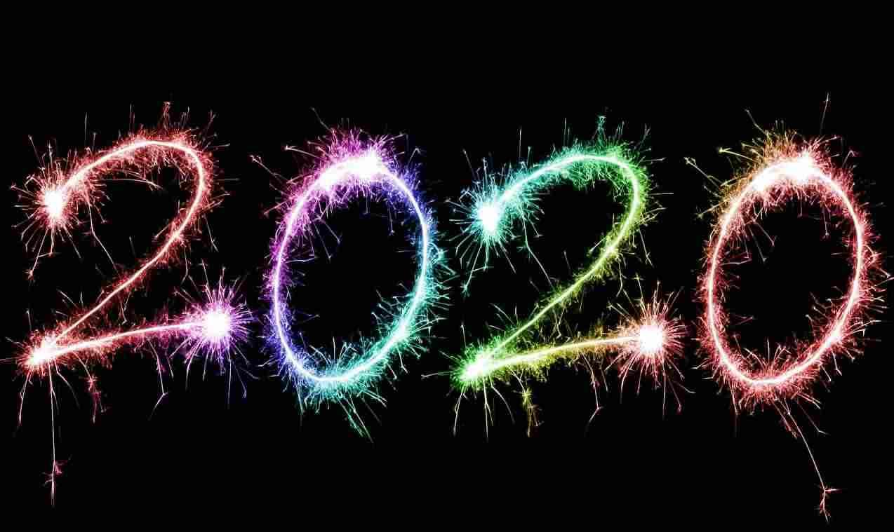 Capodanno 2020, messaggi