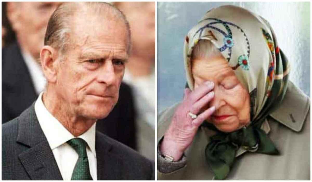 Principe Filippo e Regina Elisabetta in crisi?