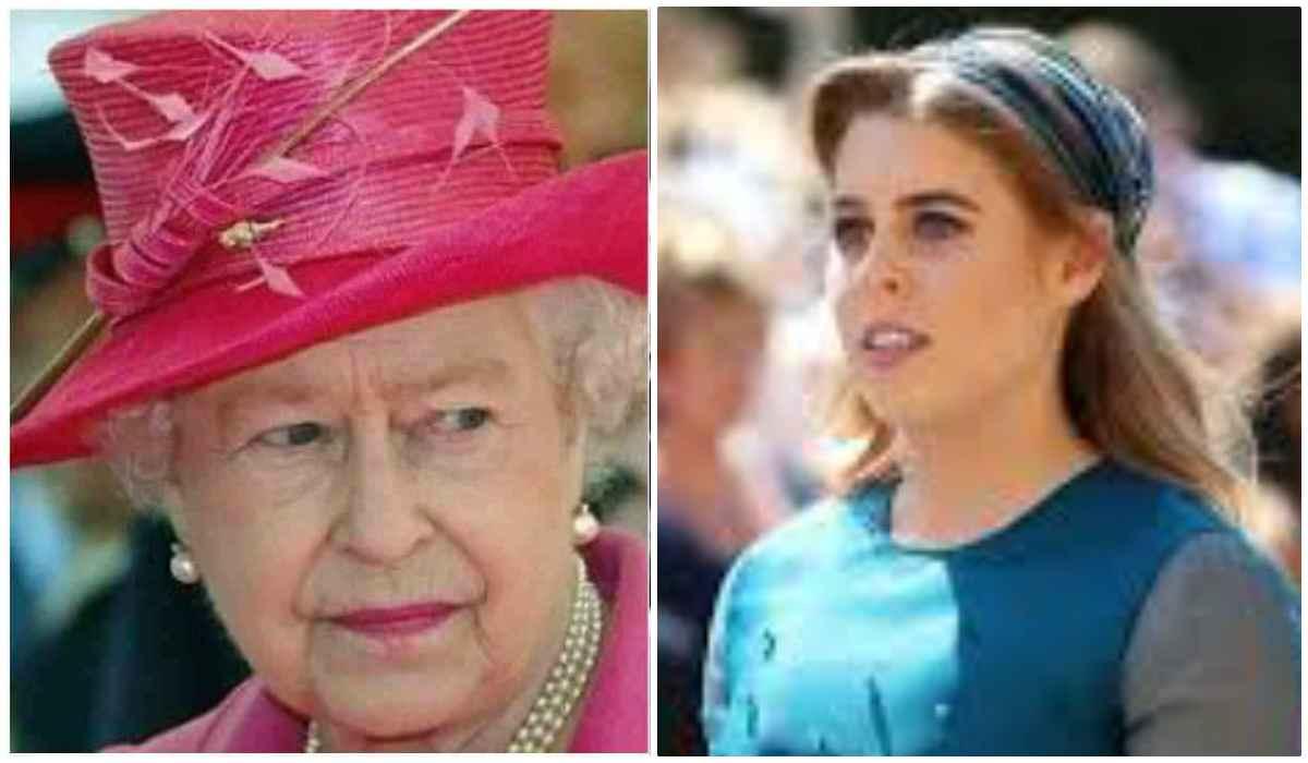 Regina Elisabetta, Principesssa Beatrice di York