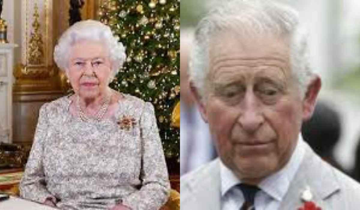 Regina Elisabetta e Principe Carlo