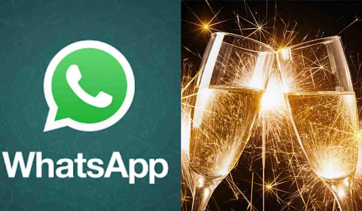 Whattsapp e Capodanno