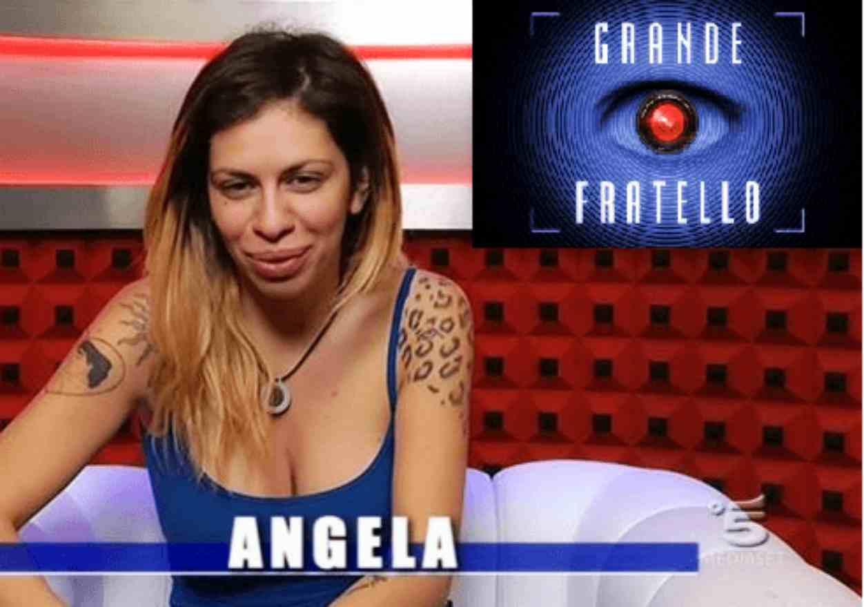 Angela Viviani del Grande fratello che fine ha fatto?