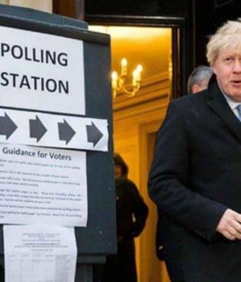 Elezioni Gran Bretagna